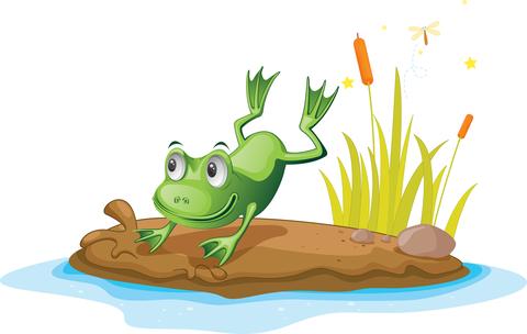 frog-jump-mud_shutterstock